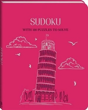Deluxe Leather Puzzle: Sudoku | Hardback Book