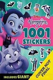 Disney: Vampirina 1001 Stickers