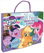 My Little Pony : Best Friends Activity Case