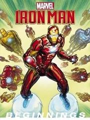 Marvel: Iron Man Beginnings | Hardback Book