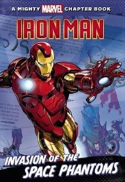 Iron Man : Invasion of the Space Phantoms