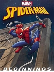 Marvel: Spider-Man Beginnings | Hardback Book