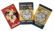 Fallout Pocket Notebook Collection | Paperback Book
