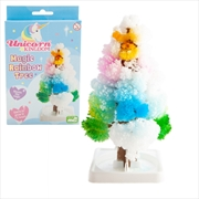 Unicorn Kingdom Grow Magic Rainbow Tree | Toy