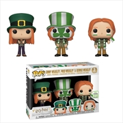 Weasleys World Cup Pop! 3pk ECCC 2019 RS