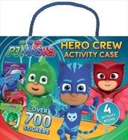 Pj Masks : Hero Crew Activity Case