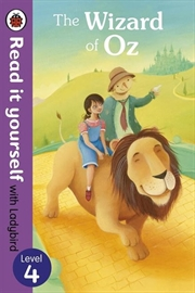 The Wizard of Oz - Read it yourself with Ladybird | Paperback Book