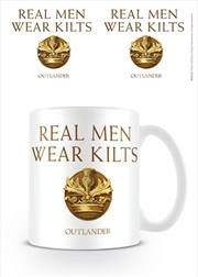 Outlander - Real Men Wear Kilts