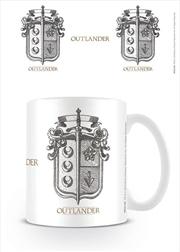 Outlander - Fraser Crest