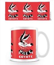 Looney Tunes Wile Coyote Retro | Merchandise