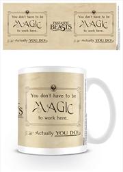 Fantastic Beasts - Magic