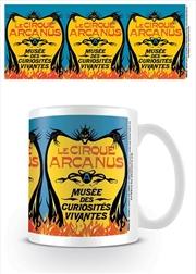 Fantastic Beasts - Cirque Arcanus | Merchandise