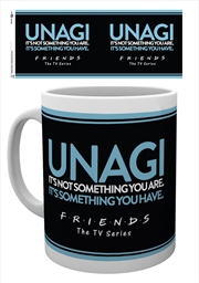 Friends - Unagi | Merchandise