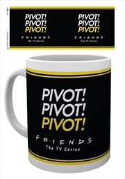 Friends - Pivot!