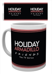 Friends - Holiday Armadillo