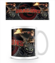How To Train Your Dragon - Toothless & Hiccup | Merchandise