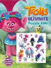 Trolls Ultimate Puzzle Fun | Paperback Book