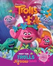 Trolls Jigsaw Book | Paperback Book