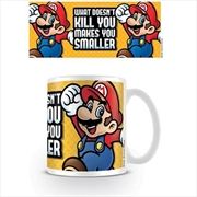 Super Mario - Make You Smaller | Merchandise