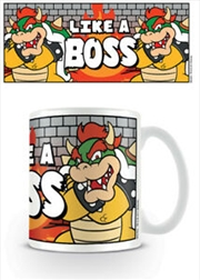 Super Mario - Like A Boss | Merchandise