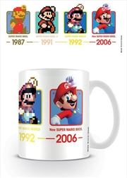 Super Mario - Dates | Merchandise