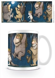 Maurice Sendak - Where The Wild Things Are Moon | Merchandise