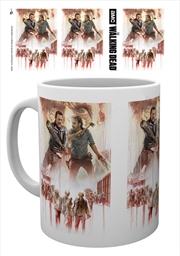 Walking Dead - Season 8 Illustration | Merchandise
