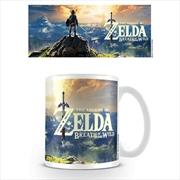 Legend Of Zelda: BOTW - Sunset
