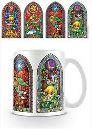 Legend Of Zelda - Stained Glass | Merchandise