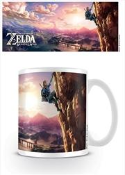 Legend Of Zelda: BOTW - The Climb