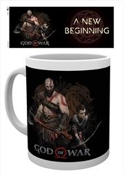 God Of War - New Beginning | Merchandise