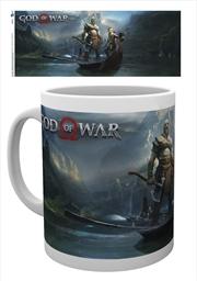 God Of War - Key Art | Merchandise