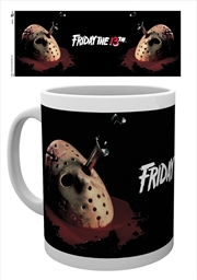 Friday The 13th - Mask