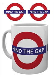 Transport For London - Mind The Gap | Merchandise