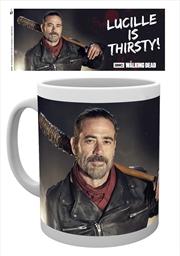Walking Dead - Negan Thirsty