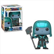 Captain Marvel - Ronan Pop! RS