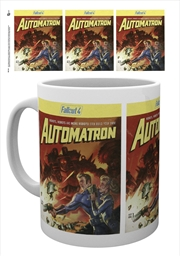 Fallout 4 - Automatron   Merchandise