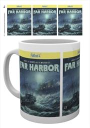 Fallout 4 - Far Harbour   Merchandise