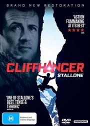 Cliffhanger | DVD