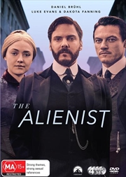 Alienist - Season 1, The | DVD
