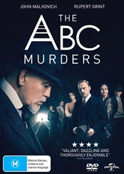 Agatha Christie - The ABC Murders | DVD