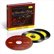 Berlioz - La Damnation de Faust - Limited Deluxe Edition | Blu-ray/CD