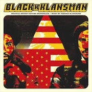 Blackkklansman - Limited Edition Blood And Soil Coloured Vinyl