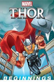 Marvel: Thor Beginnings | Hardback Book