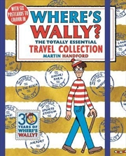 Where's Wally? The Totally Essential Travel Collection | Paperback Book
