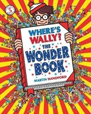 Where's Wally? The Wonder Book | Paperback Book