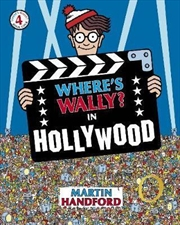 Where's Wally? In Hollywood | Paperback Book
