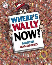 Where's Wally Now? | Paperback Book
