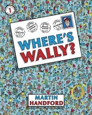 Where's Wally? | Paperback Book