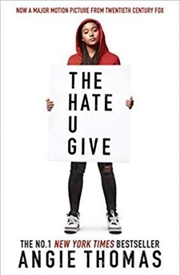 Hate U Give | Paperback Book